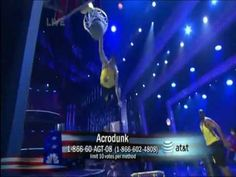2009 ACRODUNK acrobates basketball #2 quart de finale Top 40