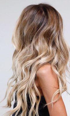 Hair Doo, Hair Junkie, Cool Hairstyles, Beautiful Hairstyles, Corte Y Color, Monat Hair, Hair Locks, Beach Hair, Hair Health