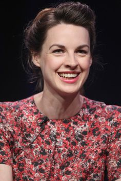 Call the midwives' Jessica Raine. So gorgeous!