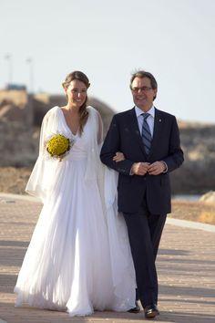 Patricia Más y Rubén Torrico Detalles de un ramo #flores #bodamas #floristería #bodas #novias