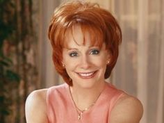 Hair cuts on Pinterest | Reba Mcentire, Short Curly Hairstyles and ...
