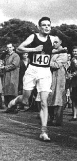 RACE AGAINST TIME... Turing...Man, Machine, Enigma..oh yes, also a world class marathon runner!
