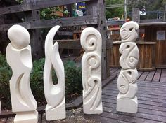 Limestone Sculpture Workshops with Jenny Whiteside » Bolin Bolin Gallery at Bulleen Art & Garden