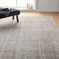 west elm's contemporary rugs come in a variety of prints and solids. Choose from modern area rugs, modern wool rugs and hand-woven rugs. Basket Weaving, Hand Weaving, Circle Rug, Solid Rugs, Small Furniture, Modern Furniture, Wood Planters, Striped Rug, Room Planning