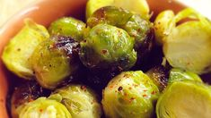 Easy Marinated Brussels Sprouts Recipe | Allrecipes Marinated Brussel Sprouts Recipe, Nutrition Data, Recipe Directions, Italian Dressing, Brussels Sprouts, Original Recipe, Have Time, Side Dishes, Brussels Sprout