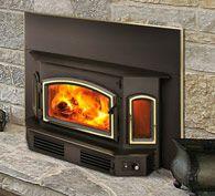 5100i wood insert - steel - by Quadra-Fire