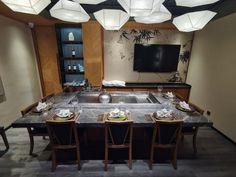 Teppanyaki Table | Hibachi Restaurant | Good Time and Good Food - Cookeryaki