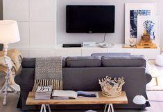 Sofa + rack