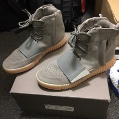 size 40 8bdcd 4ecbe Yeezy Shoes   Yeezy 750 Boost, Size 9.5 Worn Once   Color  Gray