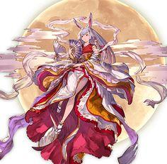 カグヤ(輝夜姬) - 『グランブルーファンタジー』『碧藍幻想』 Wiki百科 - 巴哈姆特