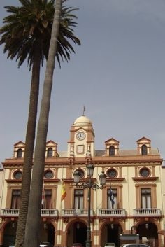 Almería - Ayuntamiento - photo: Robert Bovington  #Almeria #Andalusia #Spain #España http://bobbovington.blogspot.com.es/2013/05/almeria-by-robert-bovington.html