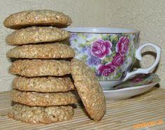 Sezamové keksy