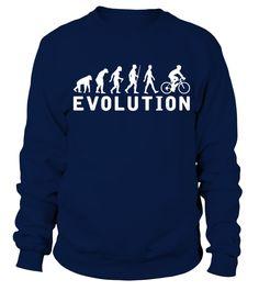 Cycling Evolution T Shirt