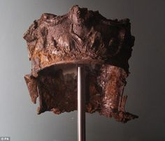 2000-year-old Roman cavalry helmet