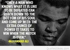 Muhammad Ali Quotes The Greatest Muhammad Ali Quotes  Quotes Of A Champion  Pinterest