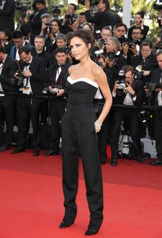 Victoria Beckham in Victoria Beckham - All the Breathtaking Looks From the 2016 Cannes Film Festival - Photos
