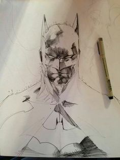 Batman, Jim Lee.