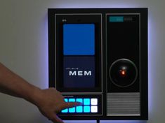 A Space Odyssey is a cinematic masterpiece. It's been beloved by fans for decades and HAL 9000 is one of the most famous fictional computers because of it. He's got fans despite the fact that… Rendezvous With Rama, 2001 A Space Odyssey, Jessica Jones, Sci Fi Movies, Just Giving, Film, Gadgets, Deduction, Icons