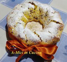 A-Mici in cucina: Torta Pan d'Arancia