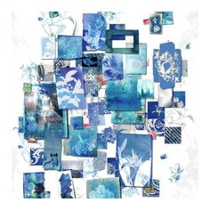 Follete Wall Panel ($225) ❤ liked on Polyvore featuring home, home decor, wall art, backgrounds, art, wallpaper, turquoise home accessories, turquoise home decor, blue wall art and wall home decor