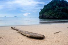 Paddle left alone, Koh Tarutao by Kévin André - Photo 130164445 - 500px