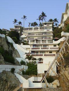 Hotel El Mirador, 4 stars, Acapulco, Mexico
