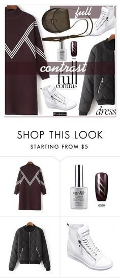 """Warm Up: Long-Sleeve Dresses"" by paculi ❤ liked on Polyvore featuring longsleevedress and nastydress"