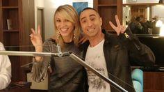 """Giuliano e la sua intervista a """"La Vita in Diretta"""" Rai 1, interview Italian television"""