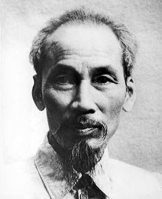 Ho Chi Minh ( communist scum )