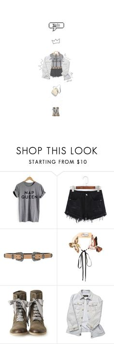 """""""staycation."""" by ekhayz ❤ liked on Polyvore featuring Lovers + Friends, RED Valentino, Brunello Cucinelli and Versace"""