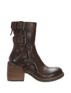 MARSELL Buckled Ankle Boot