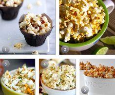 5 Savory & Spicy Gourmet Popcorn Recipes