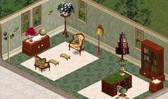 Marina's Sims 1 - Objects
