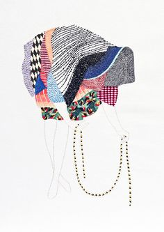 Embroideries by Jazmin Berakha