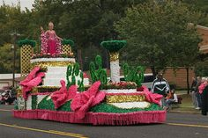 Tyler Texas Rose Parade~