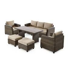 Image result for outdoor wicker dining setting