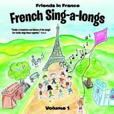 French Sing-a-longs Music CD