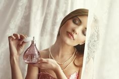 How to Transition Your Perfume Wardrobe Into Fall: Use a more concentrated version or...simply more perfume