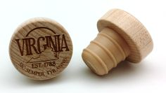 Virginia!! www.coolwinestoppers.com