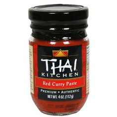 Thai Kitchen Curry Red Paste (12x4 Oz)