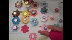 Rolo & Reese's Flower Treats, via YouTube.
