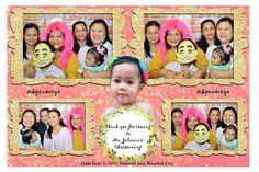 Ma. Juliana's Christening by Bacolod Frenxies Photobooth. Bookings 63916-486-1188. #FrenxiesMedia. Bacolod Photobooth. Bacolod Photo Booth.