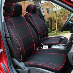 89.24$ Buy here - http://ali1z1.worldwells.pw/go.php?t=32755027584 - Special Breathable car seat covers suit for For BMW e30 e34 e36 e39 e46 e60 e90 f10 f30 x3 x5 x6 car black/gray/red ACCESSORIES 89.24$