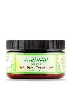 Bald Spot Treatment