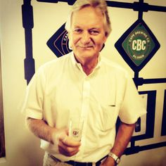Cheers from Spice a Route Owner Charles Back and the Cape Brewing Co team!