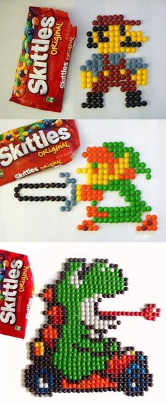 Nintendo in Skittles - Story des Tages 08.06.2015 | Funcloud
