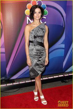 Eva Longoria Was 'Hot & Bothered' By America Ferrera at NBC Upfronts