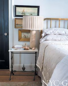Michelle Smith of Studio MRS Interiors Welcomes Us Into Her Greenwich Village Home - New York Cottages & Gardens - March 2014 - New York, NY