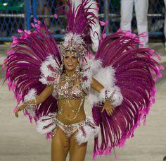 2012 Samba School parade, Rio de Janeiro, Brazil