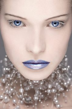 Fairy tale inspiration: Queen of ice and snow / karen cox. oh my!!!